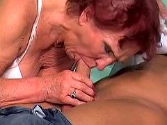 Kinky doctor prefers 80 yo lady to make love with