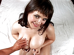 Kristys Hands-on Boob Service